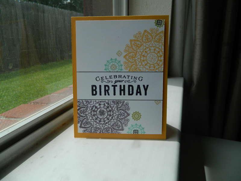 Celebrating Your Birthday *Summer Sunrise