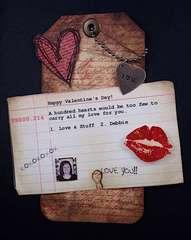 Grunge Valentine - Inside
