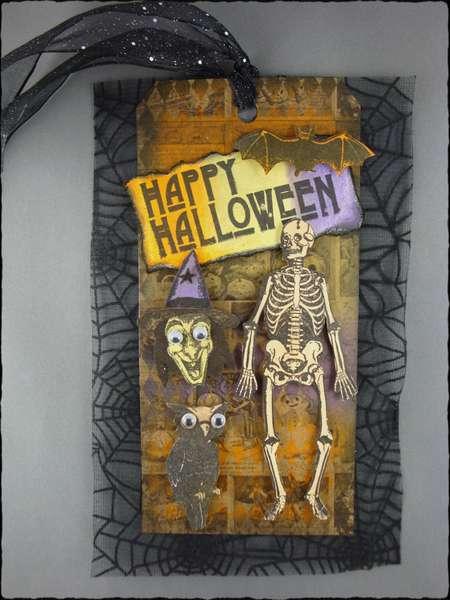 Grungy Halloween