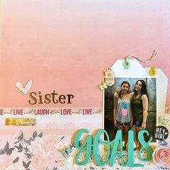 Sister Goals