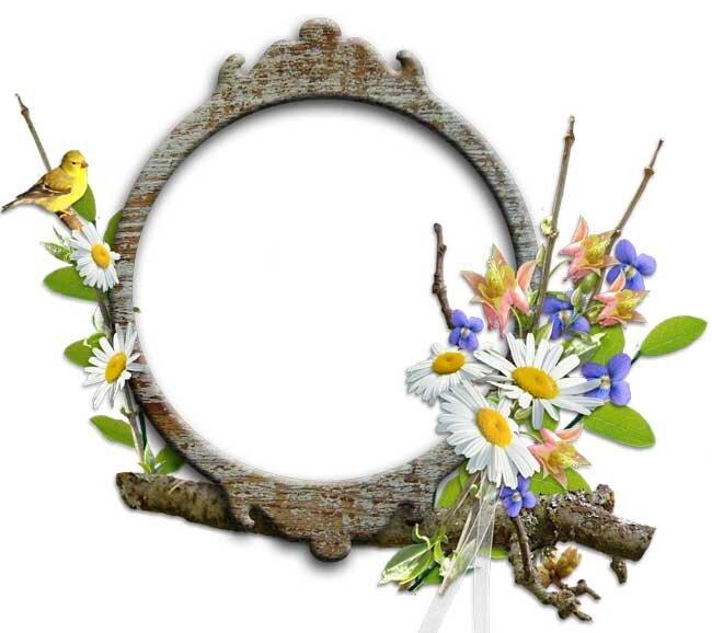 Naturally Spring - Frame Cluster 1