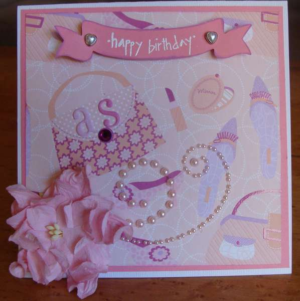Birthday Card- Ashley