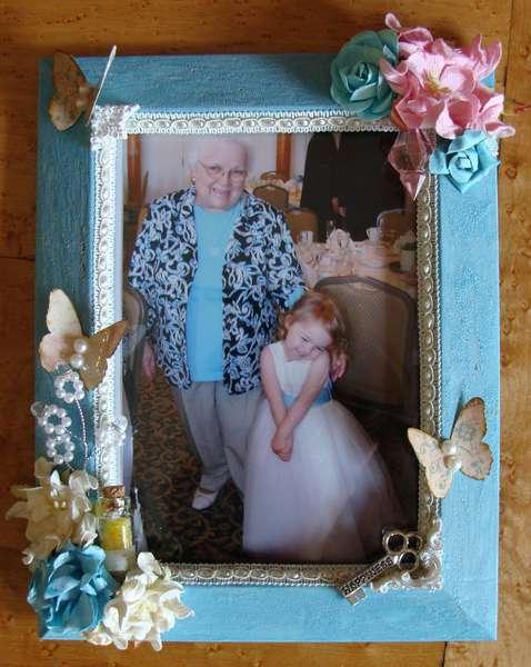 Altered frame for my mom