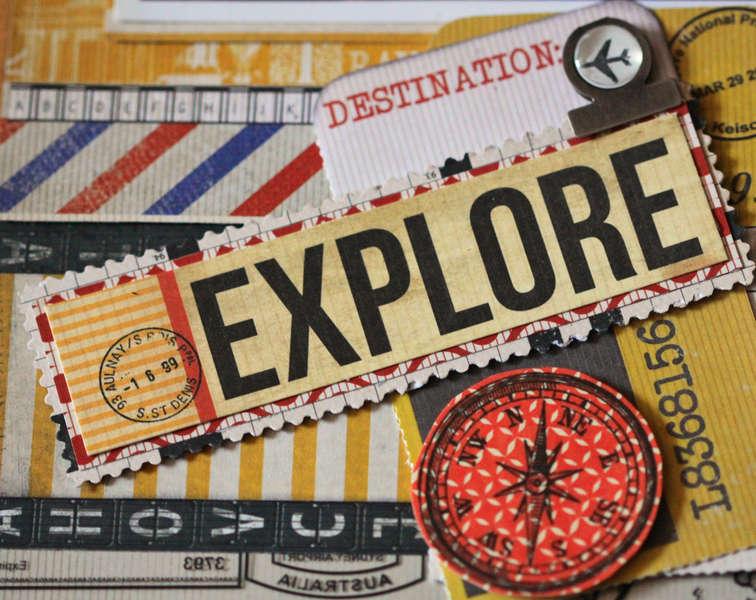journey to explore