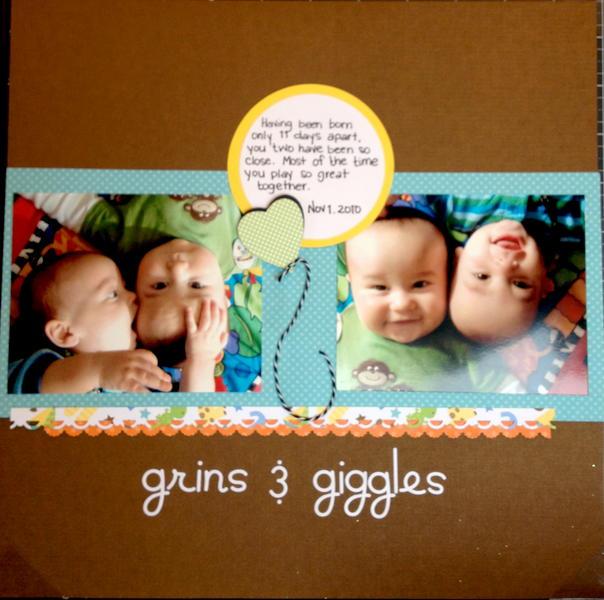 grins & giggles pg 2