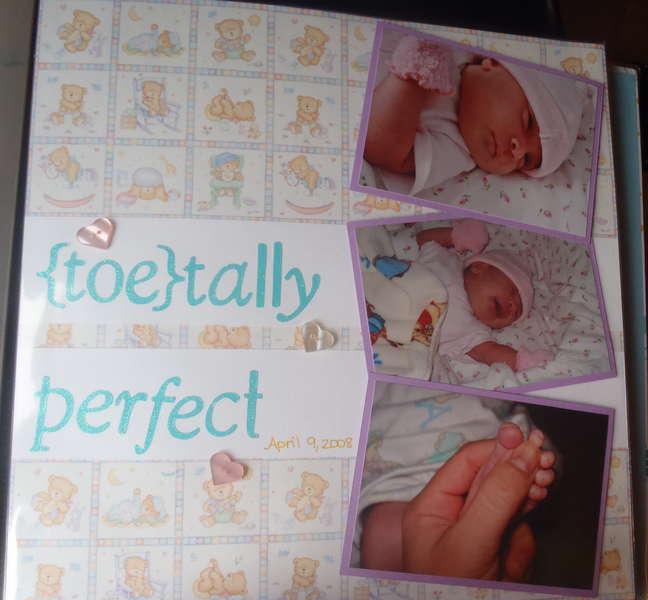 {toe}tally perfect