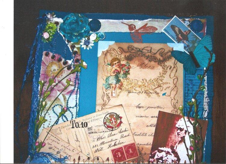 Elsie's Love Letter