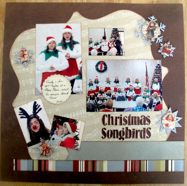 Christmas Songbirds