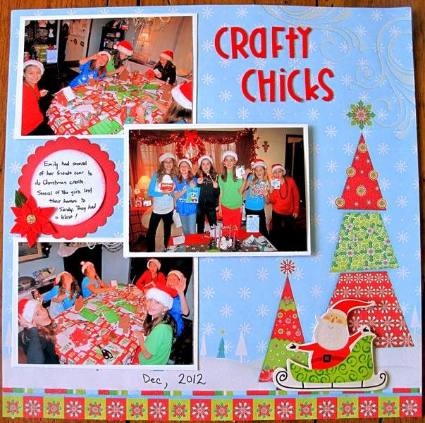 Crafty Chicks