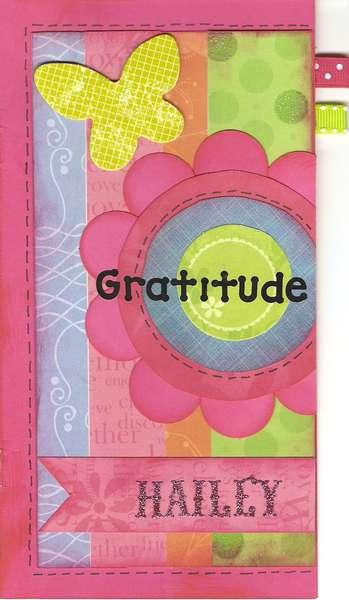 Hailey's Gratitude Journal