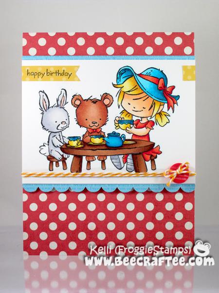 Happy Birthday Tea Party