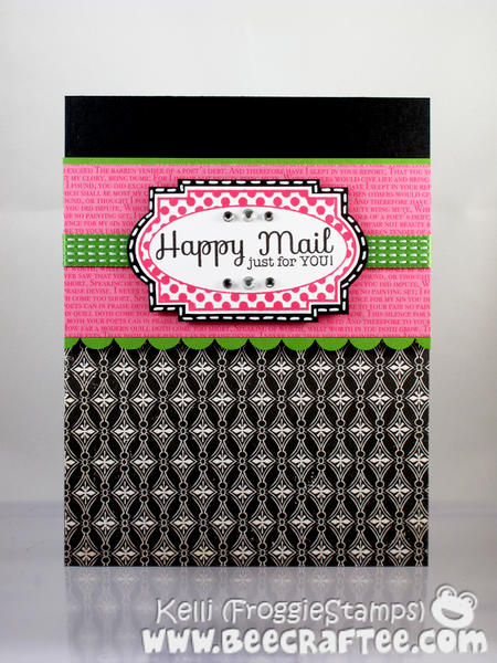 Happy mail for you!