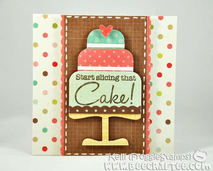 Start slicing that cake!