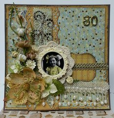 A Special 80th Birthday