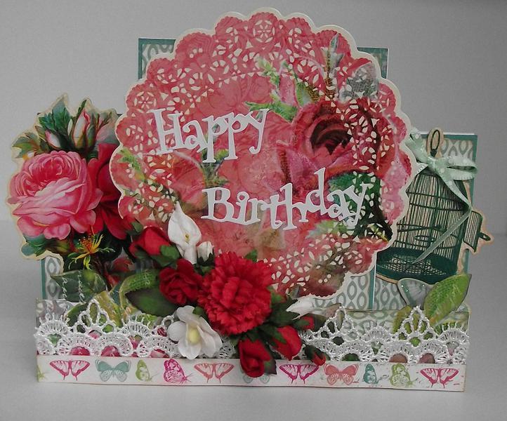 Happy Birthday - Secret Admirer