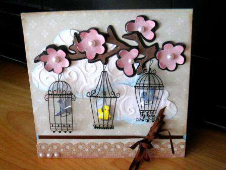 Three Birdcages