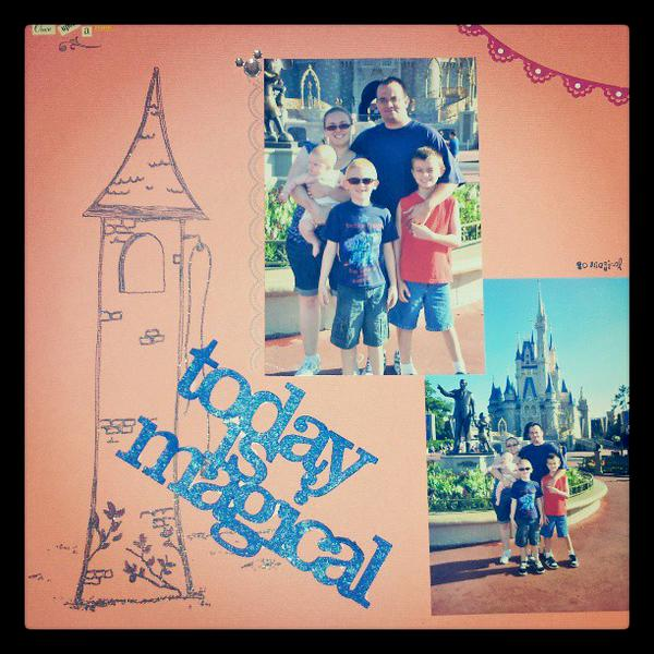 Today is Magical