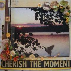 Cherish the Moment ***Scraps of Darkness***