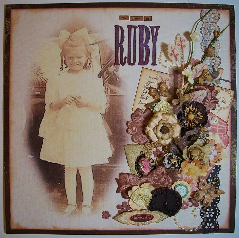 The story of Ruby ***Scraps of Darkness***