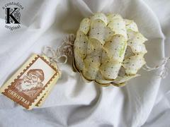 Keepsake Ornament **Handmade Holidays Blog Hop**