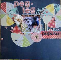 Circle Challenge - Peg Leg Pupusa Layout