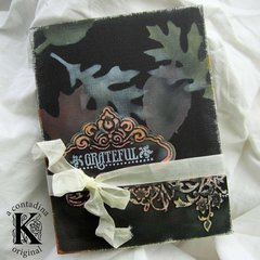 Autumn Card **Sizzix DT**