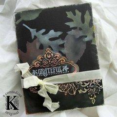 Autumn Card **Sizzix DT**