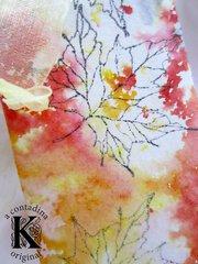 Autumn Misting **Sizzix DT**