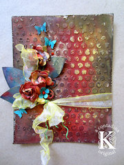 Faux Rust Effect **Scraps of Darkness Educator**