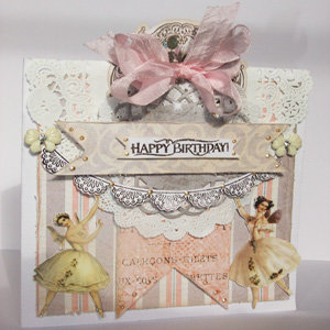 **Scrapbook Adhesives by 3L** Happy Birthday