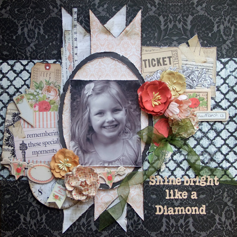**My Creative Scrapbook** Shine Bright