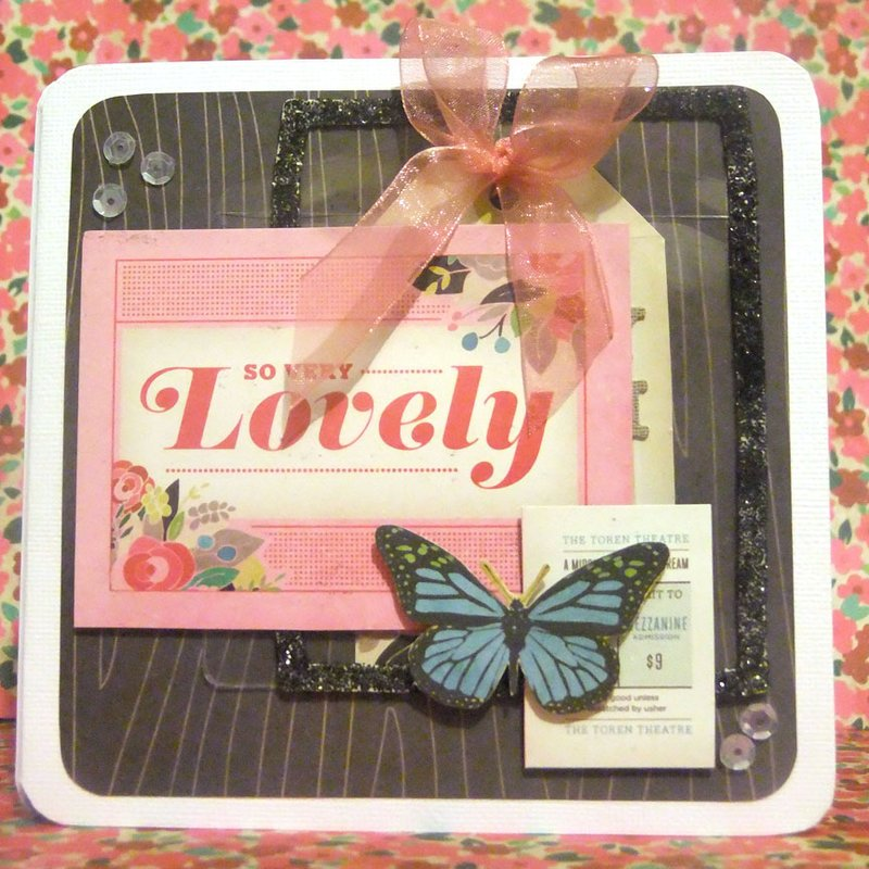 **Scrapbook Adhesives by 3L** Lovely