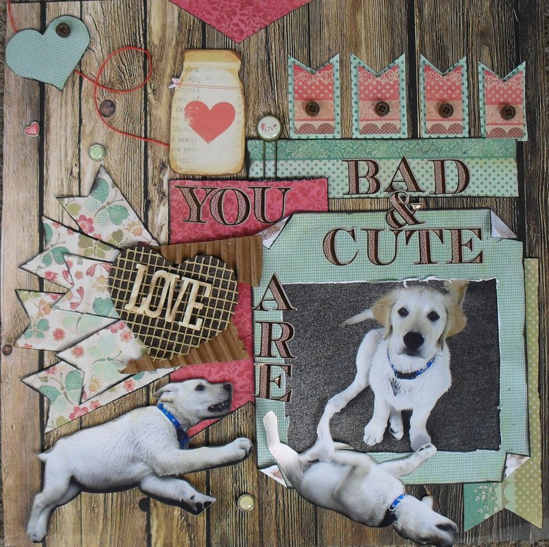 ***Love That You Are Bad & Cute***