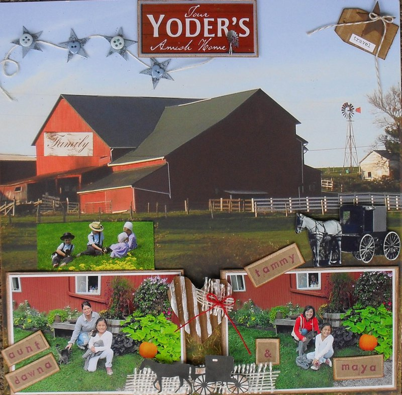 ***Yoder's Farm Berlin,Holmes County, Ohio***