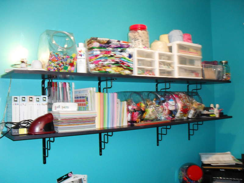 This is the other shelfs filled