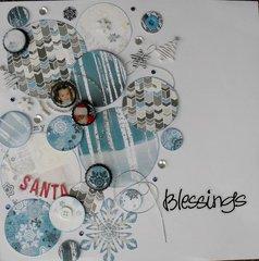 ***My Santa Blessings***