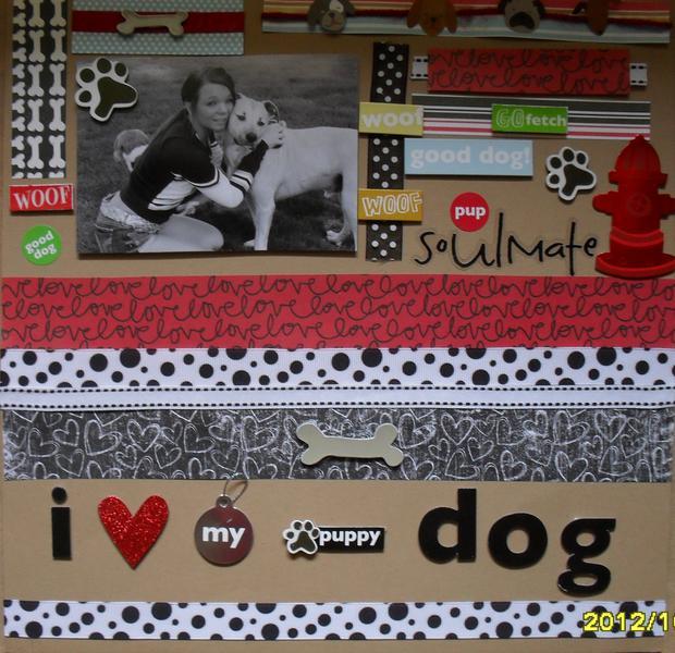 *** I LOVE MY PUPPY DOG***