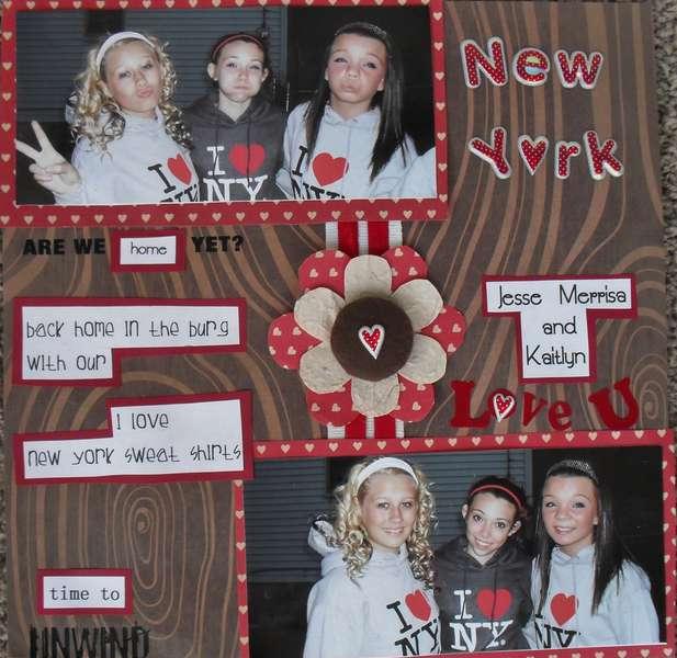 ****Love You NewYork!!!****