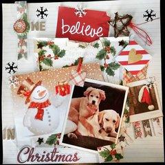 **We Believe In Christmas**