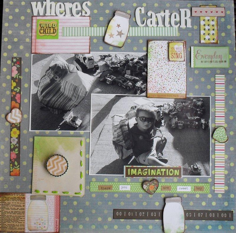 ***Where's Carter***