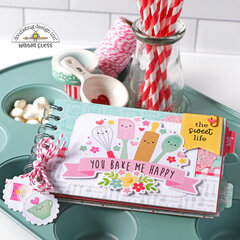 DOODLEBUG RECIPE BOOK - MADE WITH LOVE!
