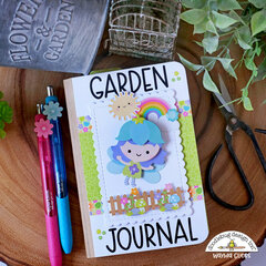 Garden Journal with Doodlebug Fairy Garden Collection!