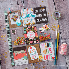 Crafty Pocket Letter! Easy and Fun to make!