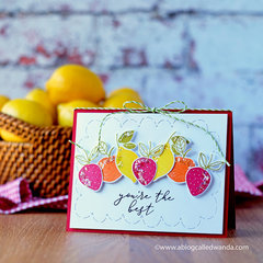 Fruity Greetings!