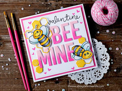 Bee Mine Valentine!