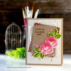 Heartfelt Wishes Card