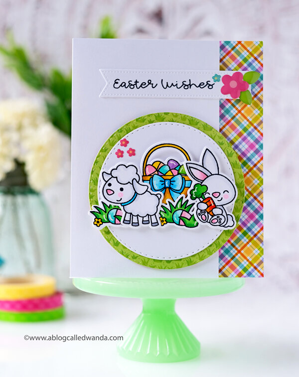 Easter Wishes with Doodlebug!