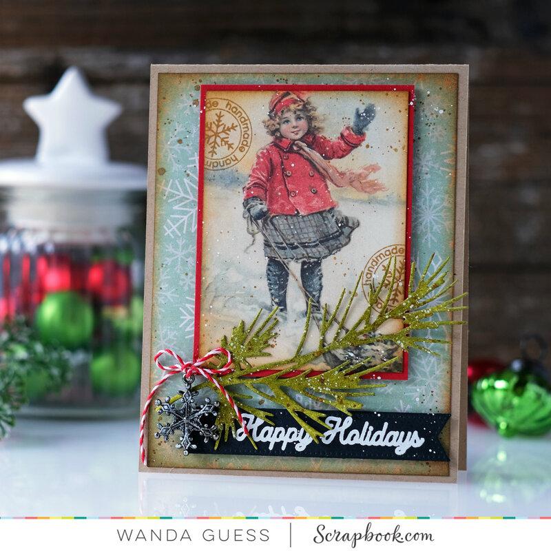 Vintage Holiday Greetings!