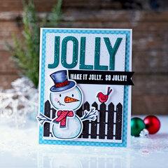 Make it Jolly! SO Jolly!