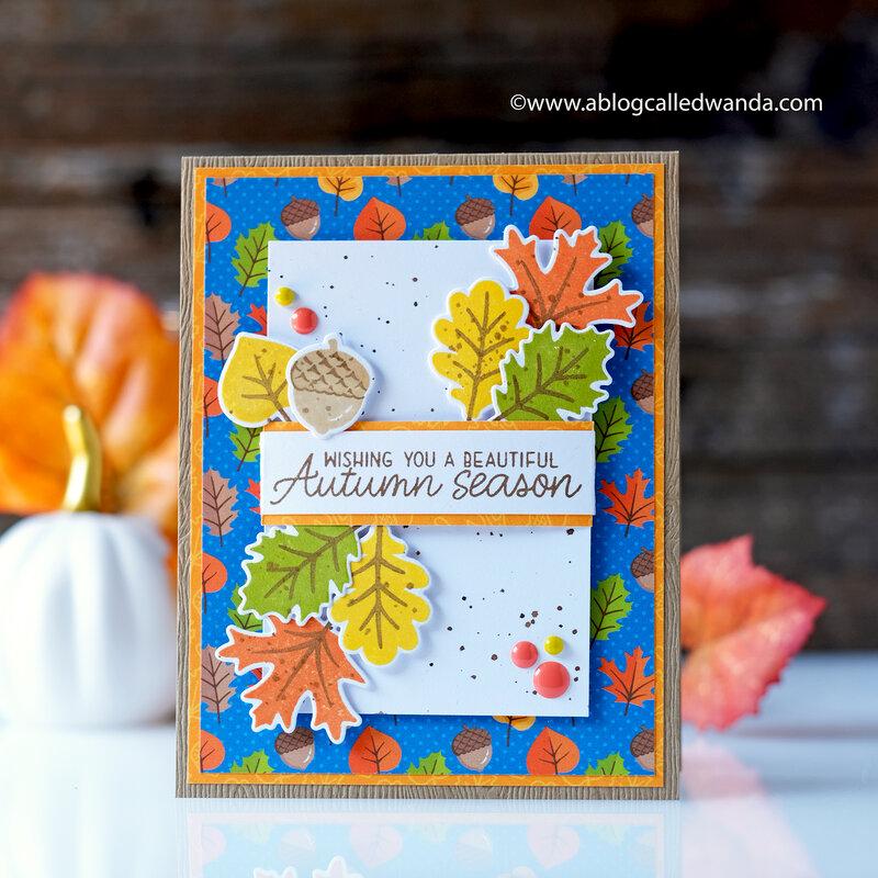Autumn Season Card
